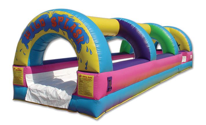 28' Wild Splash Slip-n-Slide